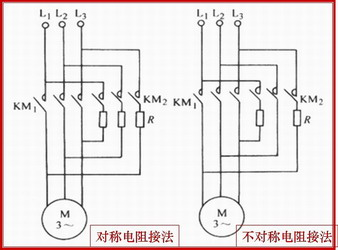 三相异步电动机的制动控制电路